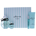 Kate Spade Walk On Air 3.4oz EDP Spray, 0.34oz EDP Spray, 0.25oz EDP Splash, 3.4oz Body Lotion