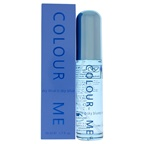Milton-Lloyd Colour Me Femme Sky Blue PDT Spray