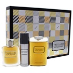 Trussardi Trussardi Riflesso 3.4oz EDT Spray, 6.8oz Shampoo and Shower Gel, 3.4oz Deodorant Spray