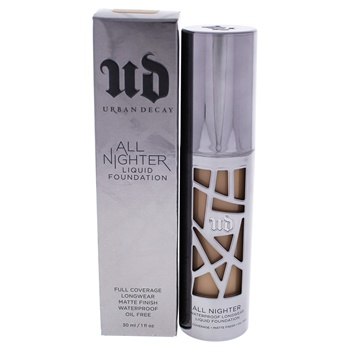 Urban Decay All Nighter Liquid Foundation - 4.5 Medium
