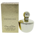 Oscar De La Renta Something Gold 3.4 oz EDP Spray
