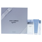 Dolce & Gabbana Light Blue 1.6oz EDT Spray, 1.6 oz Body Cream, 0.25 oz EDT Fragrance Pen