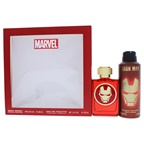 Marvel Iron Man 3.4oz EDT Spray, 6.8oz Body Spray