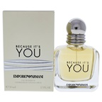 Emporio Armani Because It Is You EDP Spray