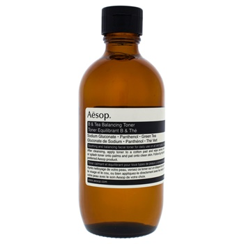 Aesop B and Tea Balancing Toner