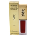 Yves Saint Laurent Tatouage Couture The Metallics Lip Gloss - 101 Chrome Red Clash