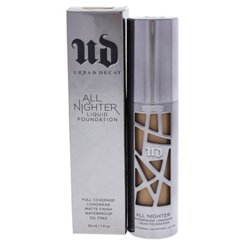 Urban Decay All Nighter Liquid Foundation - 7.0 Medium Dark