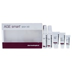 Dermalogica Age Smart Skin Kit 1oz Skin Resurfacing Cleanser, 0.5oz MultiVitamin Power Recovery Masque, 1oz Antioxidant HydraMist, 0.34oz Dynamic Skin Recovery, 0.17oz MultiVitamin Power Firm