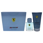 Ferrari Ferrari Light Essence 2.5oz EDT Spray, 5.0oz Hair and Body Wash