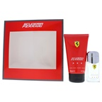 Ferrari Ferrari Red 1.0oz EDT Spray, 5.0oz Hair and Body Wash