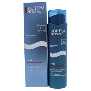 Biotherm Homme T-Pur Anti Oil and Shine Mattifying Moisturizing Gel