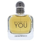 Emporio Armani Because It Is You EDP Spray (Tester)