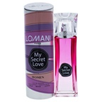 Lomani My Secret Love EDP Spray