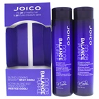 Joico Color Balance Purple Duo Shampoo and Conditioner