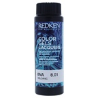 Redken Color Gels Lacquers Haircolor - 8NA Volcanic Hair Color