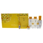 Sulwhasoo First Care Essential Set 90ml and 8ml First Care Activating Serum EX, 125ml and 15ml Essential Balancing Water EX, 125ml and 15ml Essential Balancing Emulsion EX, 5ml Essential Firming Cream EX, First