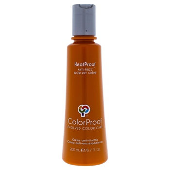 ColorProof HeatProof Anti-Frizz Blow Dry Creme Cream
