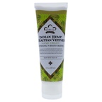 Nubian Heritage Indian Hemp and Haitian Vetiver Hand Cream