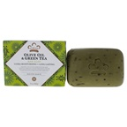 Nubian Heritage Olive Oil and Green Tea Bar Soap