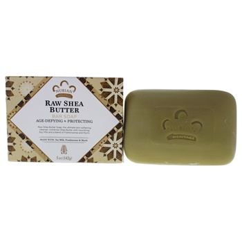 Nubian Heritage Raw Shea Butter Bar Soap