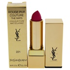 Yves Saint Laurent Rouge Pur Couture The Mats - # 221 Rose Ink Lipstick