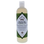 Nubian Heritage Olive Oil and Green Tea Body Wash