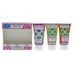 Human+Kind Hand Cream Trio Watermelon, Tropical Fresh, Lavender