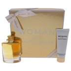 Ralph Lauren Woman 3.4oz EDP Spray, 2.5oz Perfumed Body Lotion