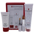 Elizabeth Arden Eight Hour Cream Skin Protectant Original Set 1.7oz Skin Protectant Original, 13oz Lip Protectant Stick Sunscreen SPF 15, 1oz Intensive Moisture Hand Treatment