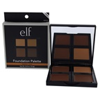 e.l.f. Foundation Palette - Medium-Dark