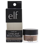 e.l.f. Lock On Liner and Brow Cream - Light Brown Eyeliner