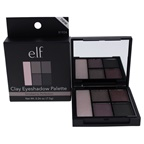 e.l.f. Clay Eyeshadow Palette - Smoked to Perfection