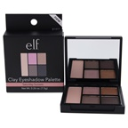 e.l.f. Clay Eyeshadow Palette - Saturday Sunsets Eye Shadow