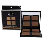 e.l.f. Foundation Palette - Light-Medium