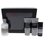 Anthony Shave Kit 8oz Facial Cleanser, 2oz Beard Oil, 3oz Shave Cream, 3oz After Shave Balm