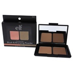 e.l.f. Contouring Blush and Bronzing Powder - St Lucia Makeup