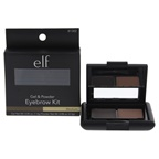 e.l.f. Gel and Powder Eyebrow Kit - Medium
