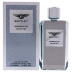 Bentley Momentum Unlimited EDT Spray