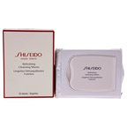 Shiseido Refreshing Cleansing Sheet Wipes