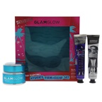 Glamglow Mask Essentials Hydrate Firm and Clear Set 1.7oz Thirstymud, 1oz Supermud, 1oz Gravitymud