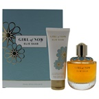 Elie Saab Girl Of Now 3oz EDP Spray, 2.5oz Scented Body Lotion