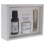 Whal Myung WM5 Royal Recipe Mini Trio Kit 0.67oz Skin Elixir, 0.35oz Cleansing Balm, 0.17oz Rejuvenating Serum