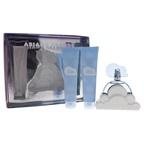 Ariana Grande Cloud 3.4oz EDP Spray, 3.4oz Body Souffle, 3.4oz Bath and Shower Gel