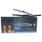 BaBylissPRO Nano Titanium Optima 2000 Stainless Steel Mini Flat Iron - Model BABSS2000C