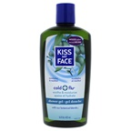 Kiss My Face Cold Plus Flu Shower Gel - Eucalyptus and Menthol