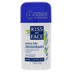 Kiss My Face Active Life Fragrance-Free Deodorant Stick