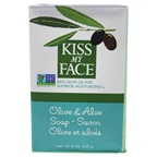 Kiss My Face Olive and Aloe Bar Soap