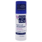 Kiss My Face Liquid Rock Deodorant Roll-On - Peaceful Patchouli