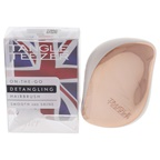 Tangle Teezer Compact Styler On-The-Go Detangling Hairbrush - Ivory Rose Gold Hair Brush