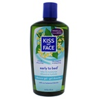 Kiss My Face Early to Bed Shower Gel - Clove and Ylang Ylang
